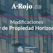 modificacion ley propiedad horizontal