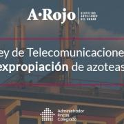 telecomunicaciones expropiacion