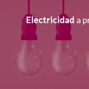 electricidad a precio de coste