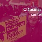 sentencia clausulas suelo