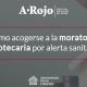 moratoria hipotecaria covid