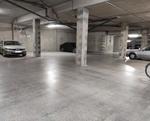 Puerto Mazarrón piso a la venta garaje