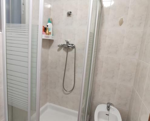Puerto Mazarrón piso a la venta cuarto baño