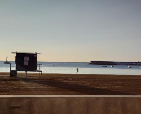 piso a la venta puerto mazarron, playa